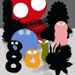 L'immagine dell'edizione 2009 è ideata dal gruppo di giovani fumettisti Superamici