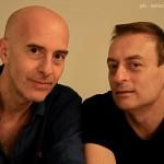 Mauro Ermanno Giovanardi e Massimo Cotto - foto di Caterina Mariani