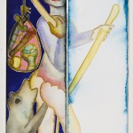 immagine guida The Fool (Self-portrait) di Francesco Clemente