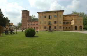 Villa Smeraldi, sede del Museo della civiltà contadina di Bentivoglio