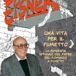 Cover Will Eisner, una vita per il fumetto