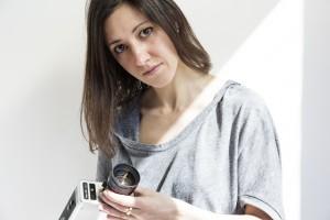 L'artista Rossella Biscotti