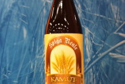 bottiglia spiga reale - birra kamut